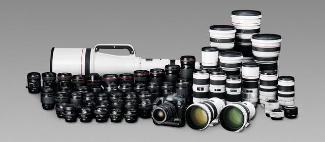 объективов Canon