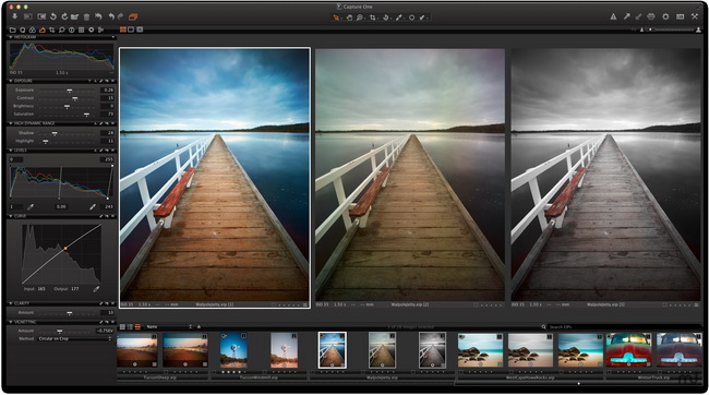 Phase One Capture One Pro - raw конвертер