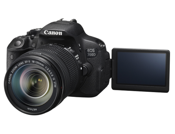Фотоаппарат Canon EOS 700D Kit 18-55mm IS STM аренда в Гомеле