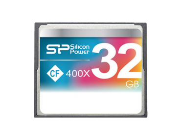 Silicon Power 400X CompactFlash 32GB напрокат Гомель