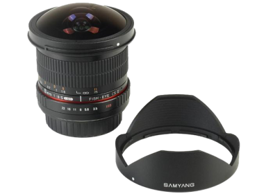 Samyang 8mm f/3.5 AS IF MC Fish-eye CSII Гомель